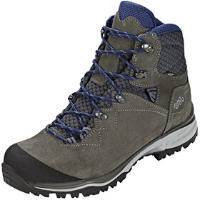 Hanwag Tajos GTX Shoes Men asphalt/blue